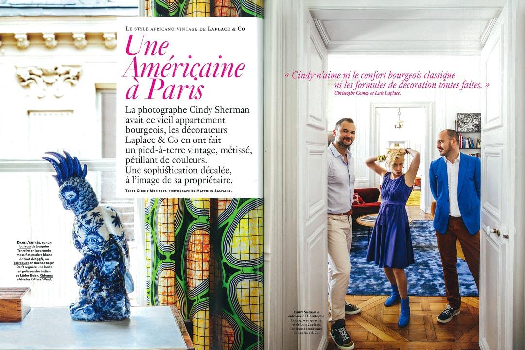 Laplace Ad France Sept 13