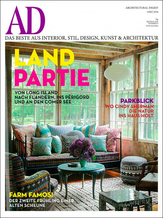 Laplace ad germany for Free architectural magazines