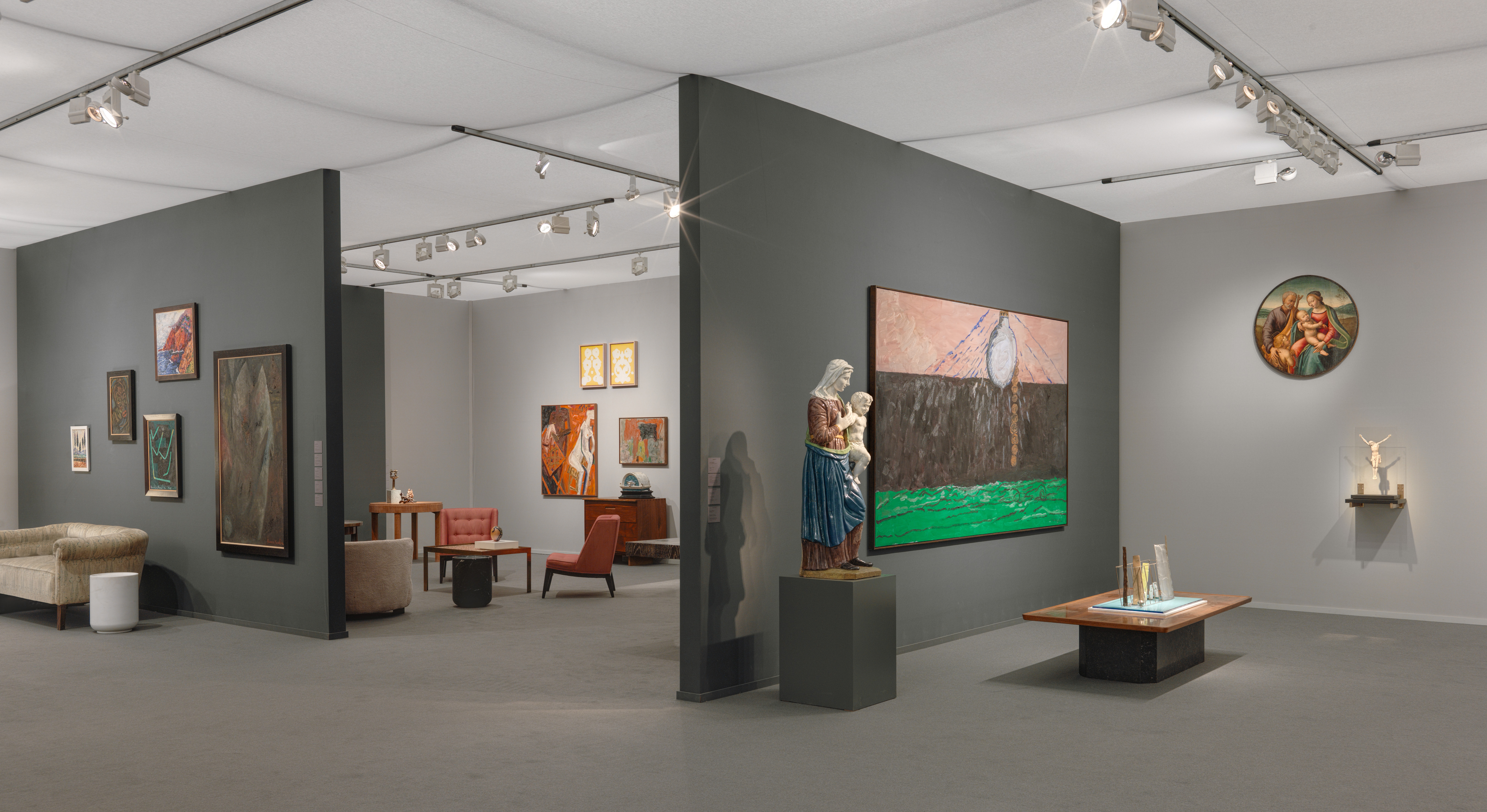 Laplace » Hauser & Wirth and Moretti Fine Art at Frieze Masters 2016